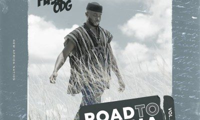 Fuse ODG Releases Road to Ghana Vol 1 feat Kwesi Arthur, Efya, M.anifest