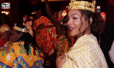 LisaRaye thinks she is ' The Queen Mother of Ghana'