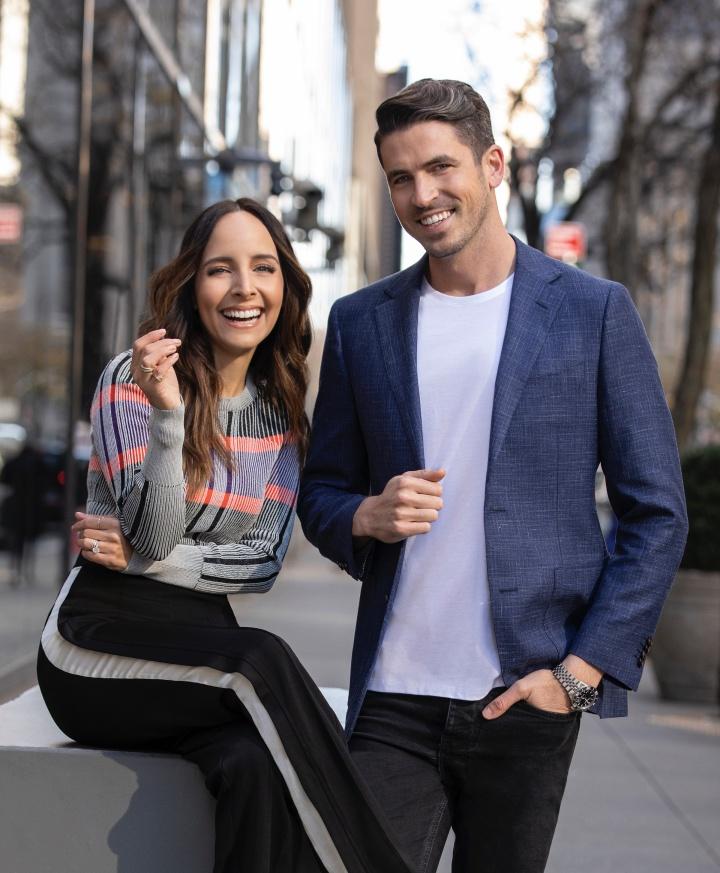 """Lilliana Vazquez and Scott Tweedie announced as co-hosts for """"E! News"""""""