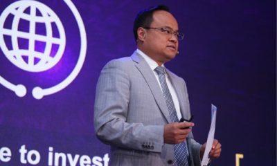 : Lu Baoqiang, Vice President of Huawei Southern Africa Region