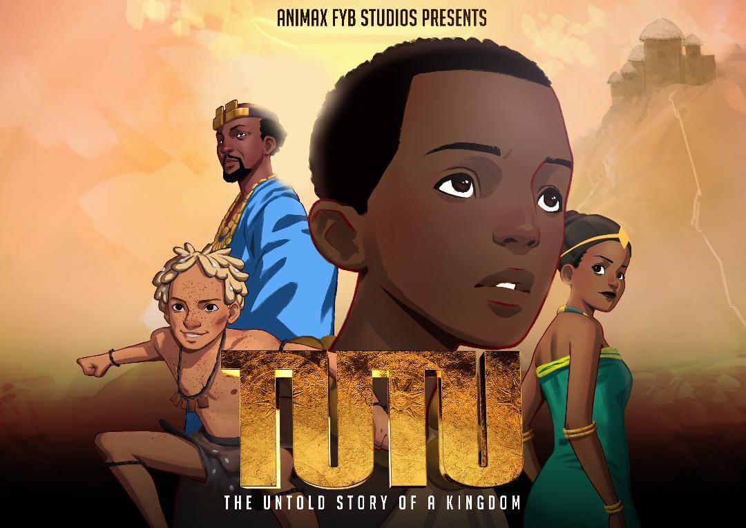 "AnimaxFYB Studios announces ""Tutu - An Untold Story Of A Kingdom"""