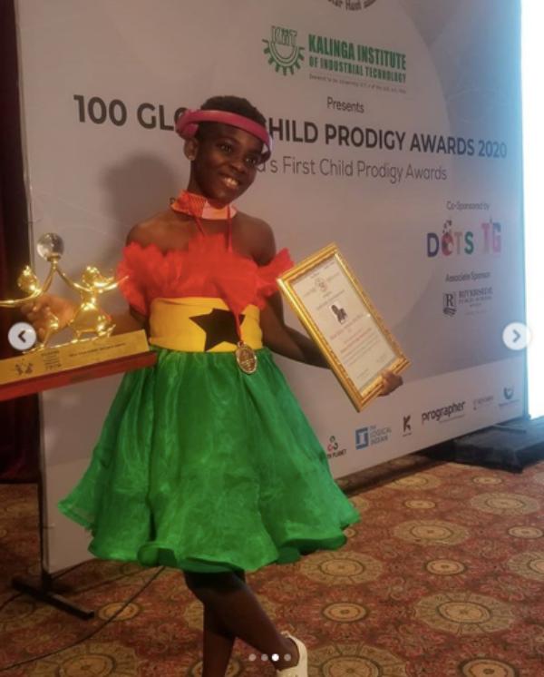 DJ Switch receives Global Child Prodigy Award