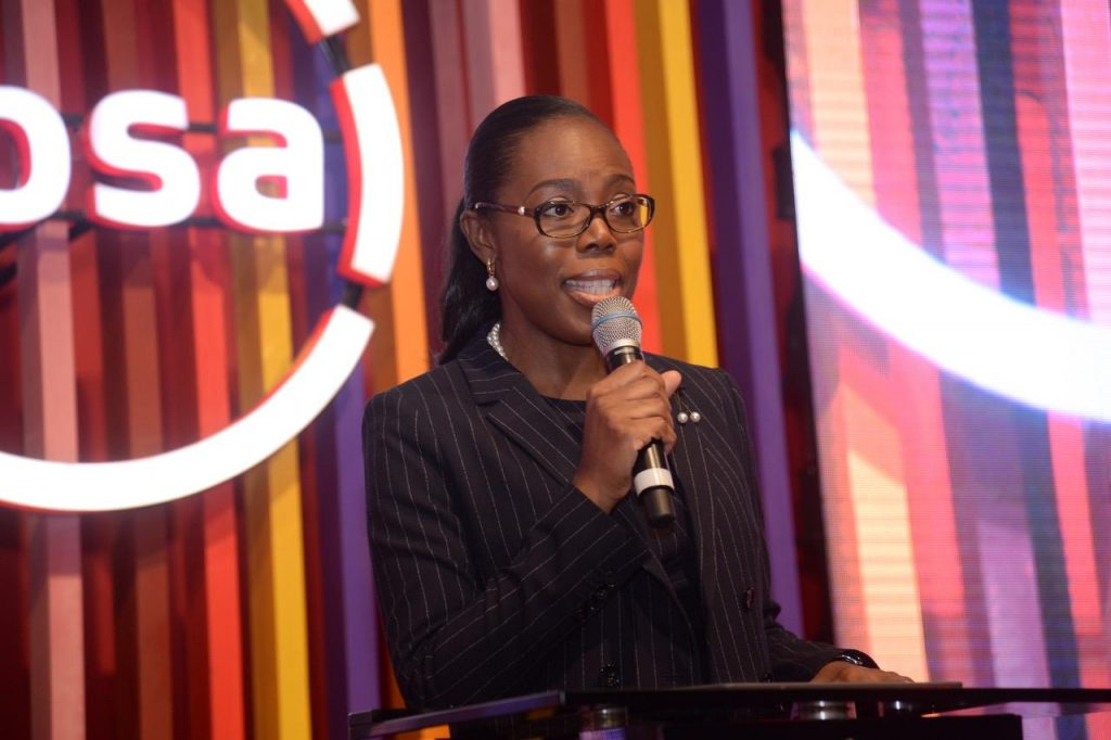 Mrs Abena Osei-Poku – Managing Director of Absa Bank Ghana
