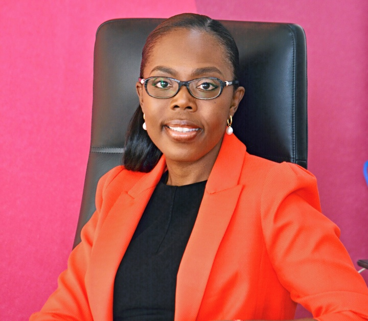 Mrs. Abena Osei-Poku, Managing Director of Absa Bank Ghana_1