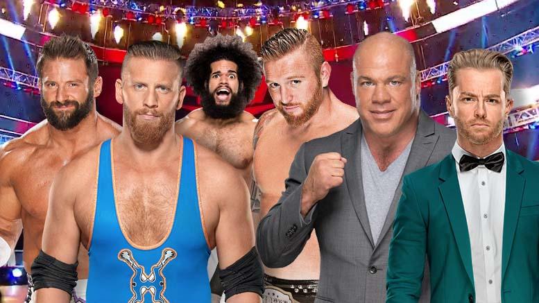 WWE's Released Stars