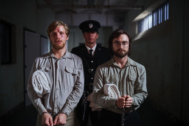 A scene from the Prison