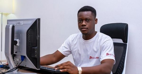 21-year-old, Edwin Manuel appointed Manager of BG's e-commerce business