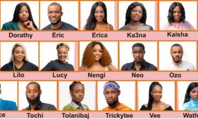 Big Brother Naija Season 5