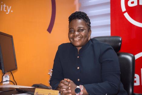 Grace Anim-Yeboah, Business Banking Director at Absa Bank Ghana_1