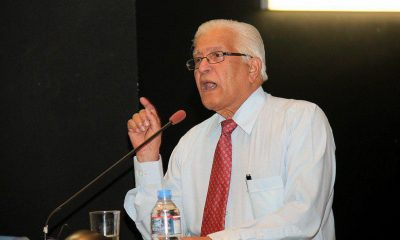Baseo Panday, former Prime Minister of Trinidad and Tobego