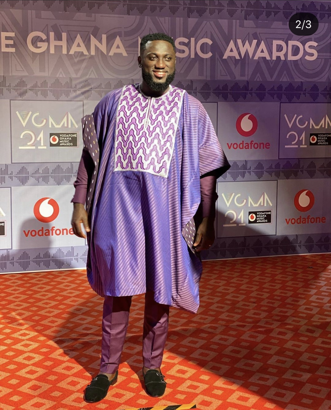 Check Out Red Carpet Photos From The 2020 Vodafone Ghana Music Awards Zionfelix Net