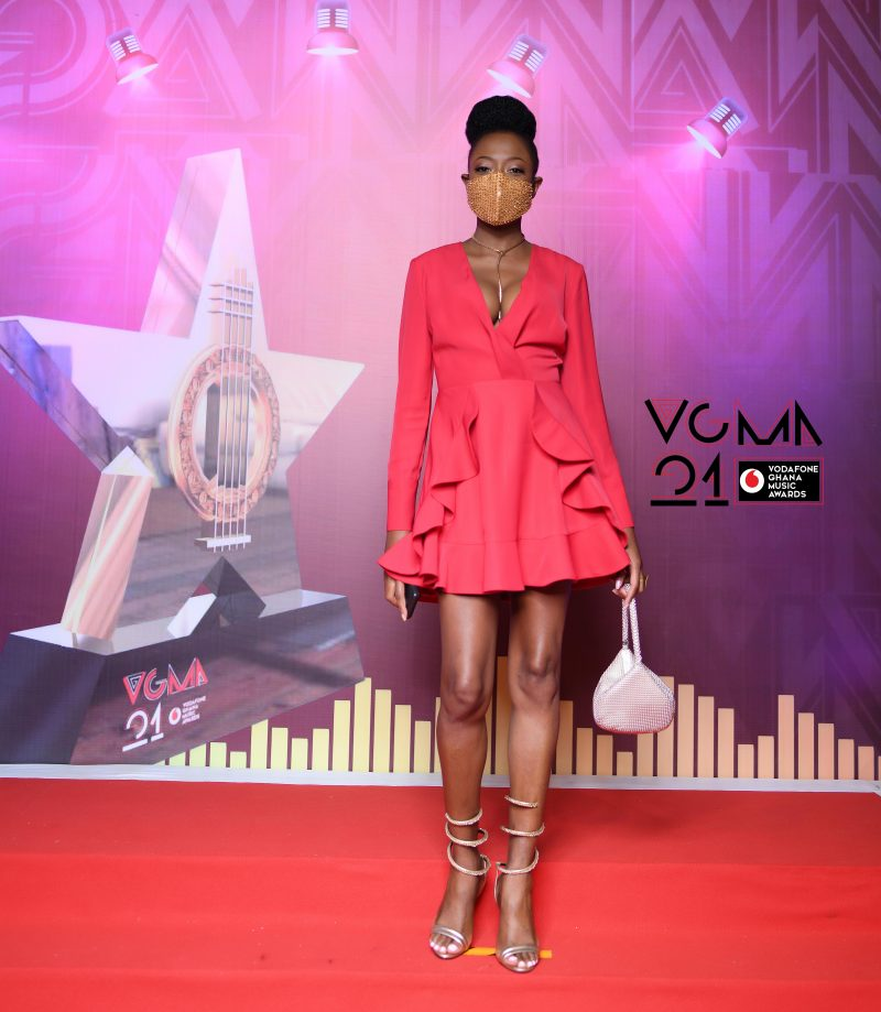 Hit Or Miss Vgma Red Carpet Fameye Ak Songstress Regina Van Helvert And More Ameyaw Debrah