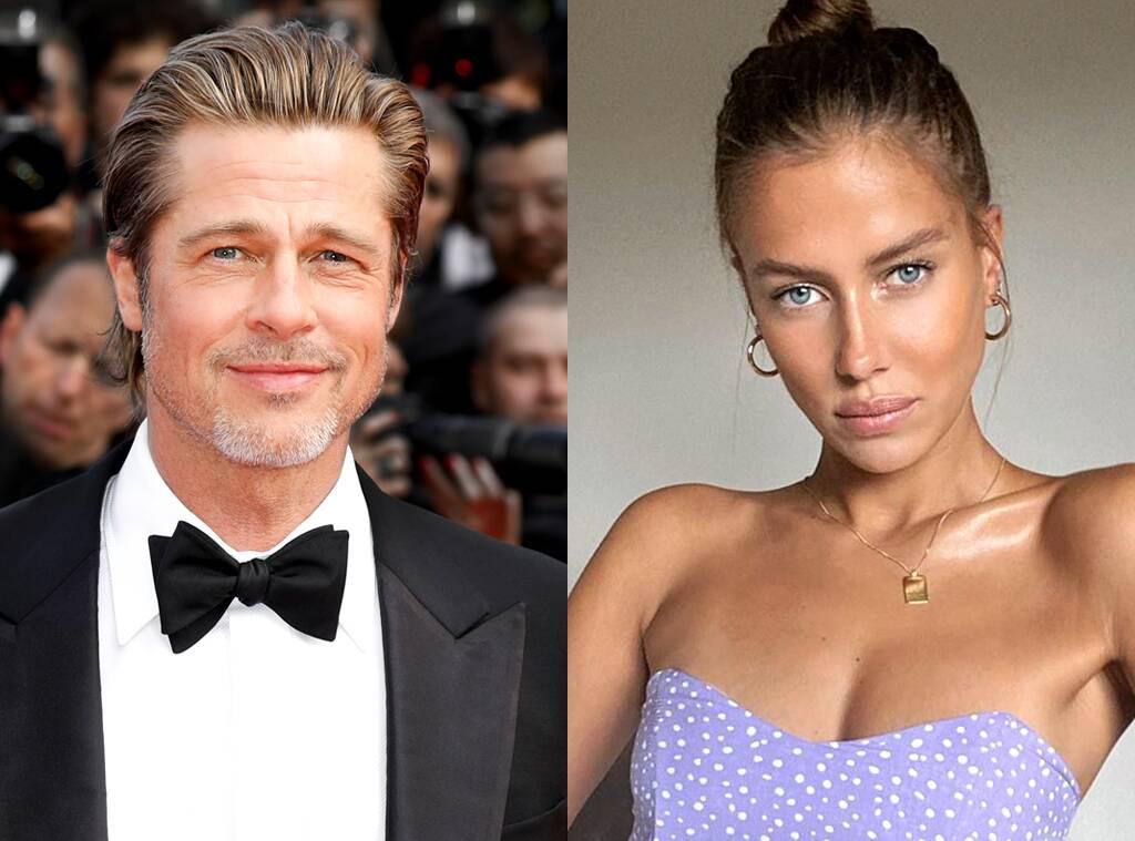Brad Pitt And His Model Girlfriend Nicole Poturalski Split