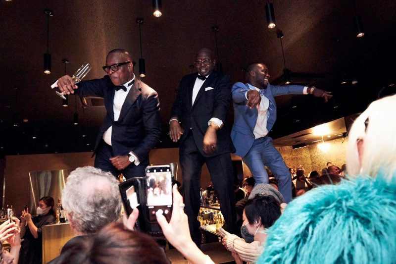 Frank Anthony Amanfo and Kobe Opuku Amanfo