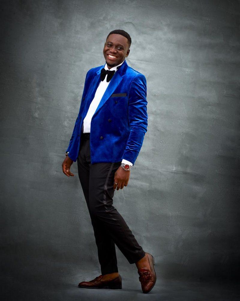 Kofi Asante Owusu ( Creative Director ) @groomsmengh