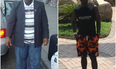 Akoto DerGross, Founder & CEO, Fat2Fit Ghana