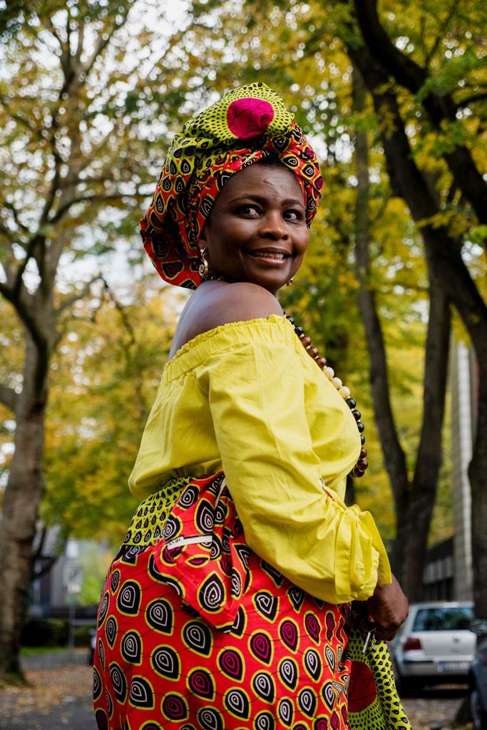 Legendary Ghanaian gospel musician, Akua Serwaa Bonsu is back!