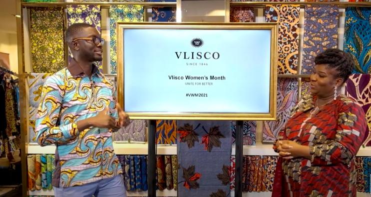Vlisco names female leadership advocate, Yawa Hansen-Quao as Ghana Ambassador for 2021