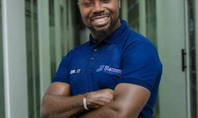 Samuel Boateng, CEO, Slamm Technologies