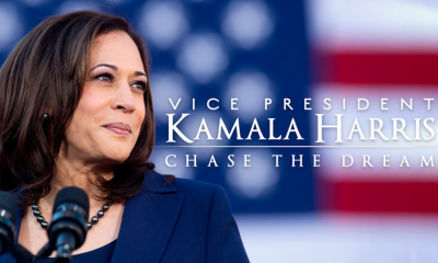 KAMALA HARRIS: CHASE THE DREAM