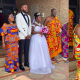 Abena Moet's wedding to Nana Yaw Essah