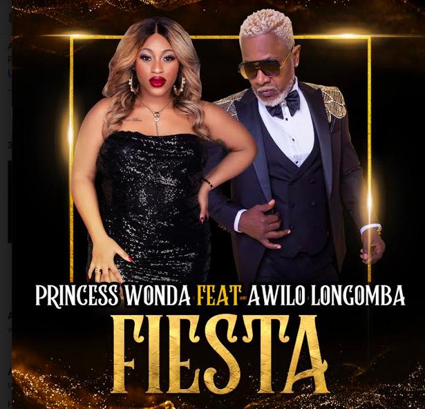 rincess Wonda feat. Awilo Longomba - Fiesta