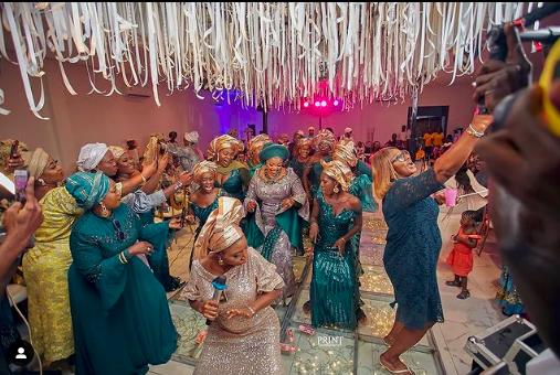 Ayisha Yakubu's wedding