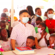 Amanda Atuobi celebrates son's 10th birthday with Potters Village