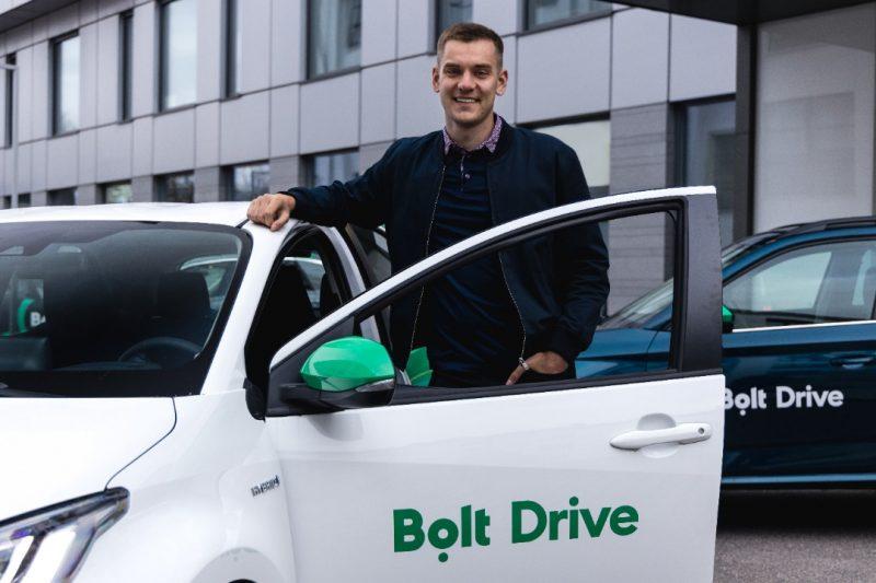 Markus Villig, CEO at Bolt