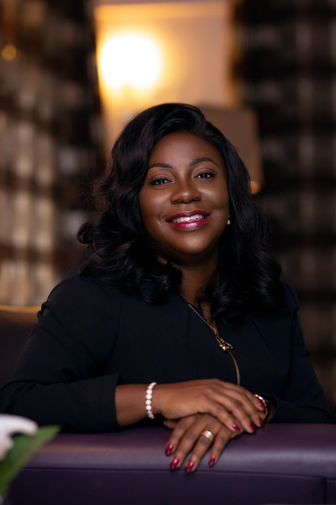 Chief Executive Officer at Vodafone Ghana, Patricia Obo-Nai