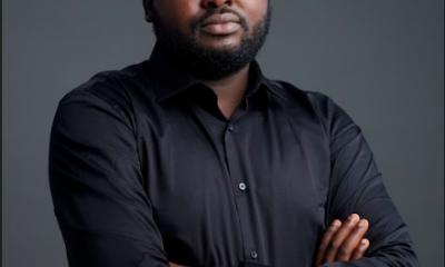 Ezekiel Olayinka, COO of Amplifihub,