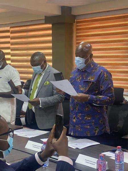 Kwame Sefa Kayi is appointed board member of National Petroleum Authority