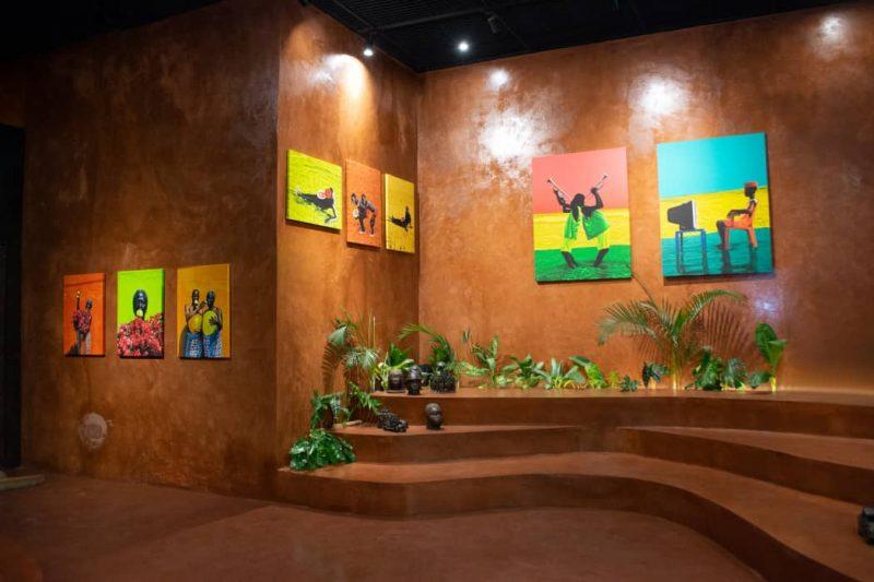 New Decade by Derrick. O. Boateng by Amba Gallery