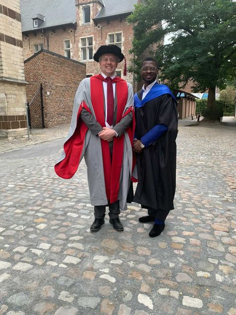 David Atuahene wins 'Best Entrepreneurial Potential' from European Institute of Innovation and Technology