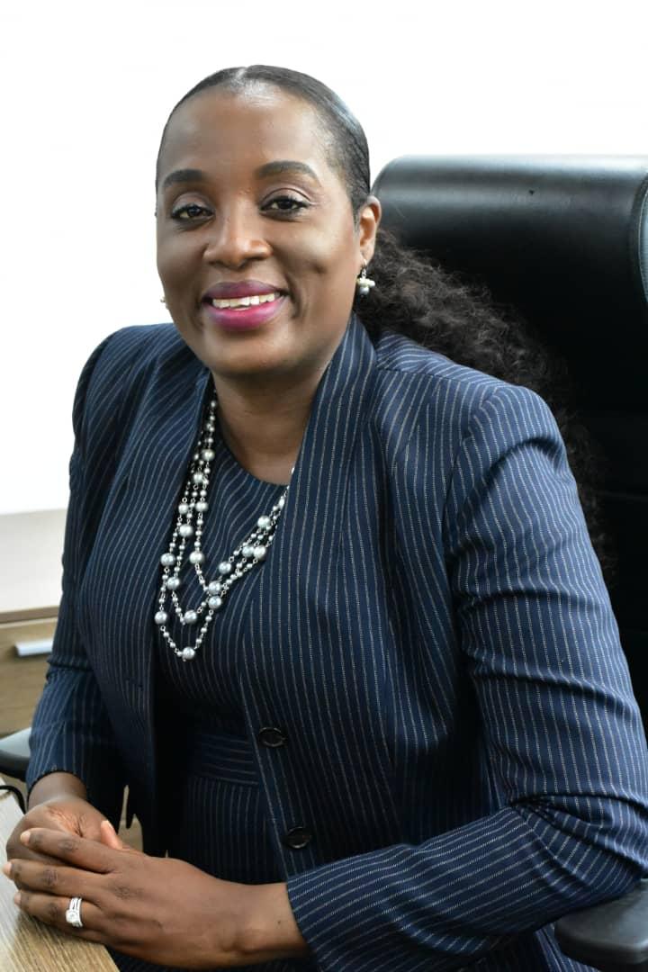 Mrs. Antoinette Kwofie -Chief Finance Officer (CFO) of Scancom PLC (MTN Ghana)