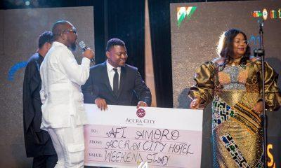 Full Winners Ghana Events Awards2021